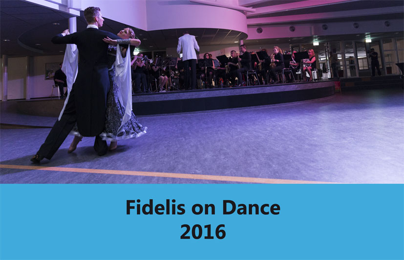 Fidelis on Dance 2016