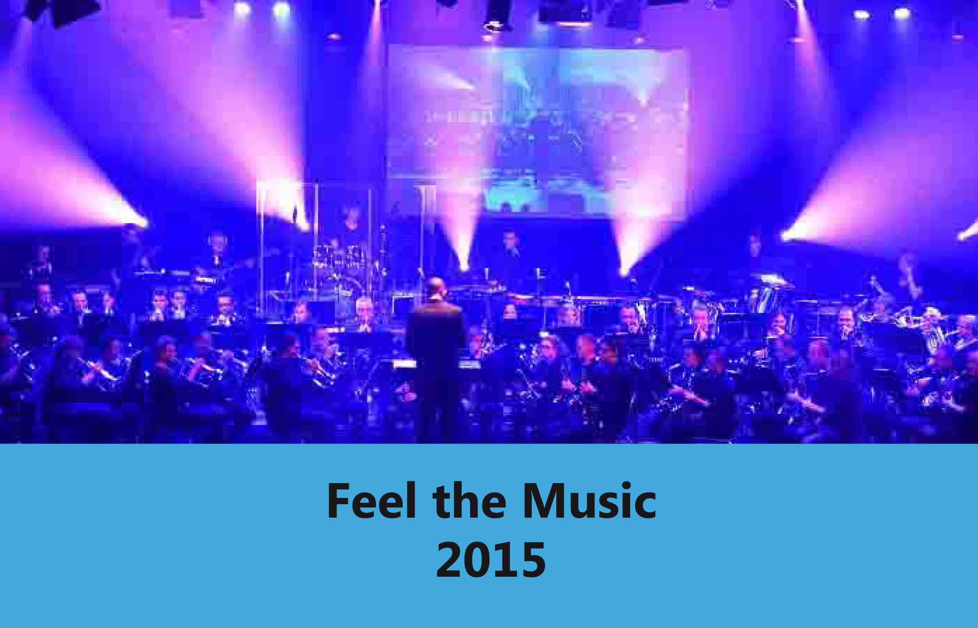 Feel the Music 2015