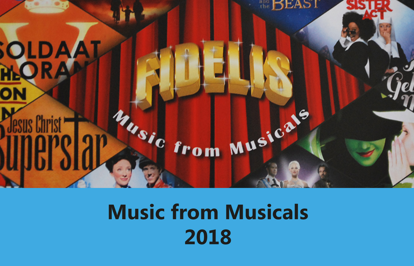 Music from Musicals 2018